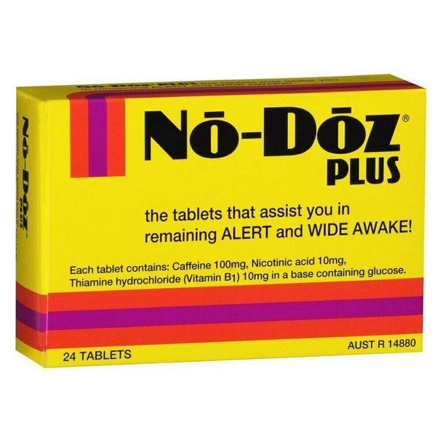 No-Doz Plus (24 Tablets)