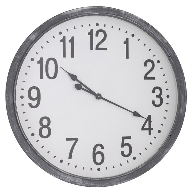 Vignette: Fontaine Wall Clock (67.5x7x67.5cm)