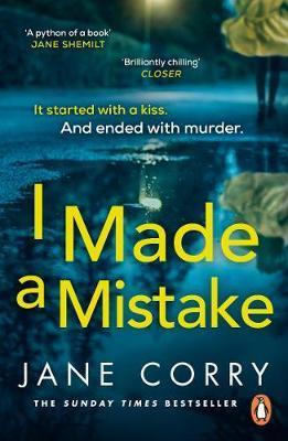 I Made a Mistake by Jane Corry