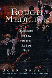 Rough Medicine by Joan Druett image