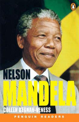 Penguin Readers Level 2: Nelson Mandela by Coleen Degnan-Veness image
