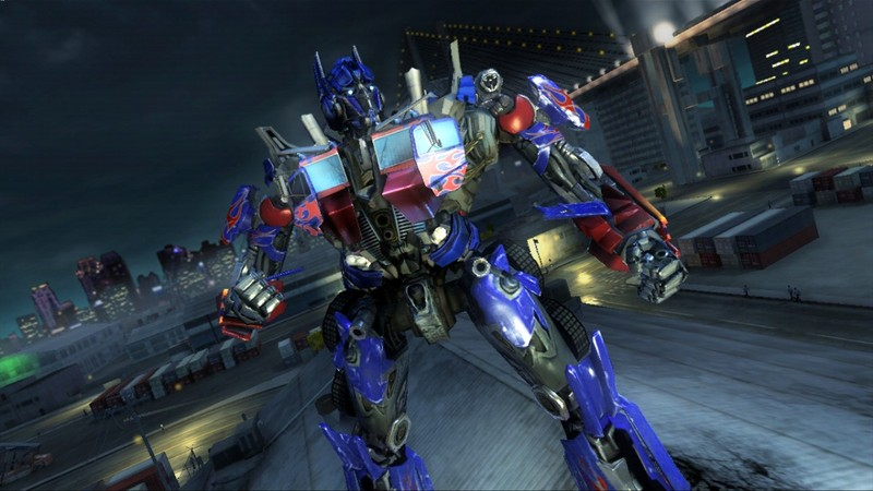 Transformers 2: Revenge of the Fallen for PS3 image