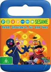 Play With Me Sesame - Head, Shoulders, Fur And Toes on DVD