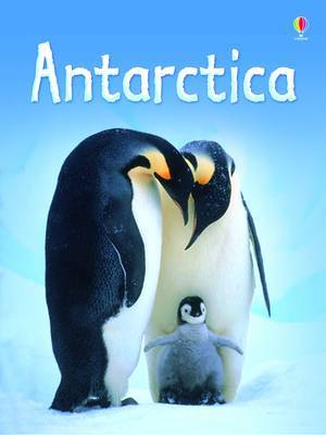 Antarctica by Lucy Bowman image