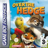Over the Hedge for Game Boy Advance