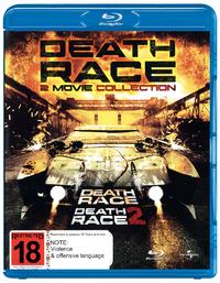 Death Race / Death Race 2 (2 Disc Set) on Blu-ray