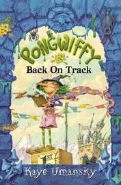 Pongwiffy Back on Track by Kaye Umansky image