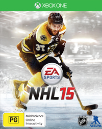 NHL 15 for Xbox One