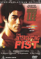 Bruce Lee: Intercepting Fist, The (2 Discs) on DVD