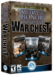 Medal of Honor Allied Assault: War Chest for PC Games