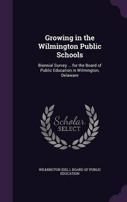 Growing in the Wilmington Public Schools