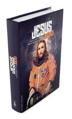 Jesus Rocks by Laetitia Barbier