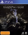 Middle-Earth: Shadow of War for PS4