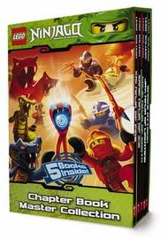 LEGO Ninjago: Chapter Book Master Collection