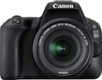 Canon EOS 200D 24MP DSLR Camera (18-55 IS STM II)