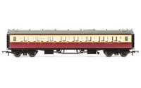 Hornby: BR, Collett 'Bow-Ended' Corridor Third, W4910W