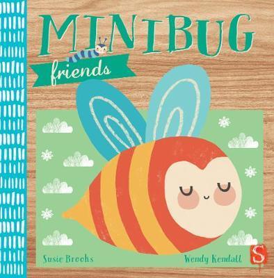 Elephant & Bird: Minibug Friends by Susie Brooks image