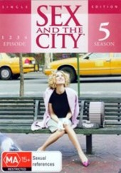 Sex And The City - Season 5 Disc 1 (Single Edition) on DVD
