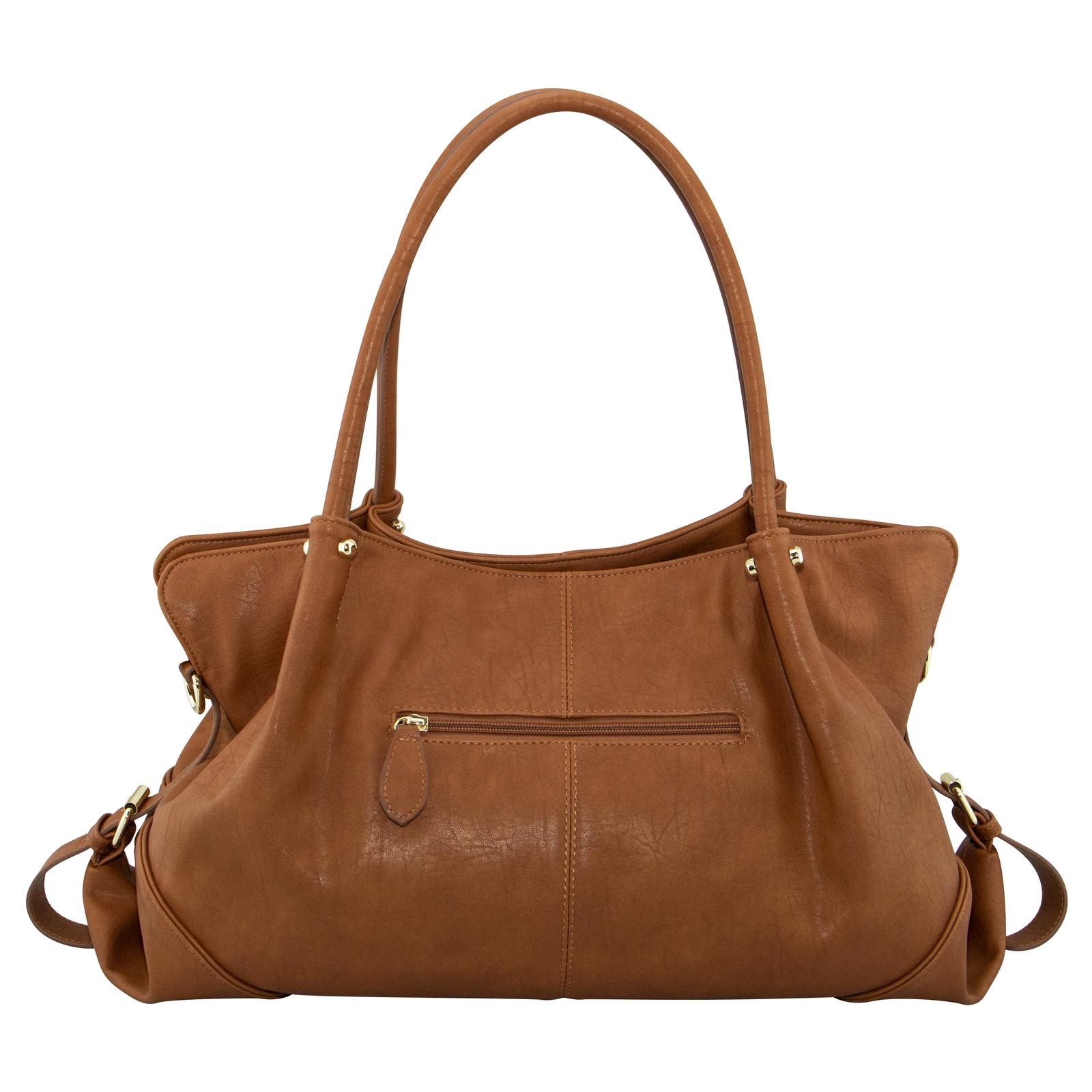 Isoki: Nappy Bag Anakie Satchel - Amber image