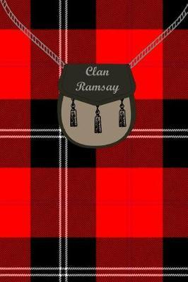 Clan Ramsay Tartan Journal/Notebook by Clan Ramsay