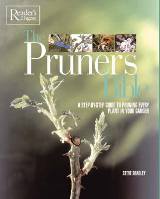The Pruner's Bible by Steve Bradley image
