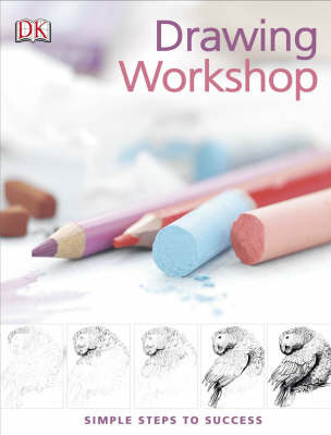 Drawing Workshop: Simple Steps to Success by Lucy Watson image