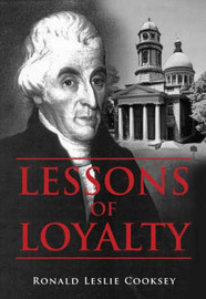 Lessons of Loyalty by Ronald Leslie Cooksey image