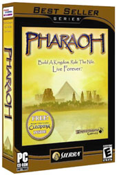 Pharaoh for PC Games