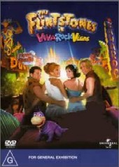 Flintstones, The - Viva Rock Vegas on DVD