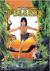 Rudyard Kipling's The Second Jungle Book - Mowgli And Baloo on DVD