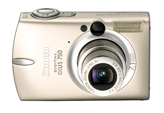Canon Digital Camera 7MP IXUS 750