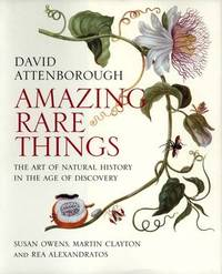 Amazing Rare Things by David Attenborough