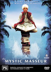 The Mystic Masseur on DVD
