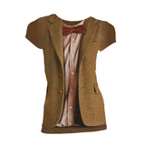 Doctor Who 11th Doctor Costume T-Shirt (Large)