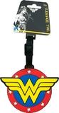 DC Comics: Wonder Woman Logo - Luggage Tag