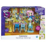My Little Pony: Equestria Girls Minis - Fluttershy School Cafeteria Set