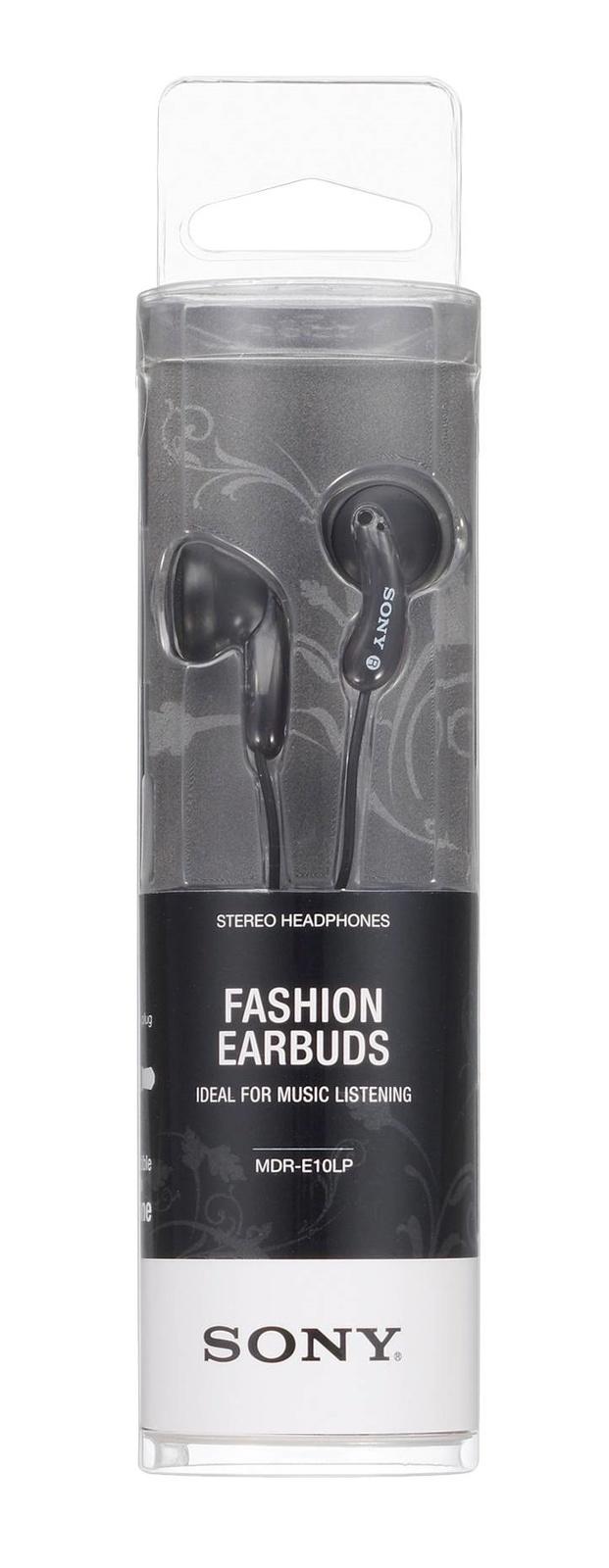 Sony: MDREX15AP In-Ear Lightweight Headphones image