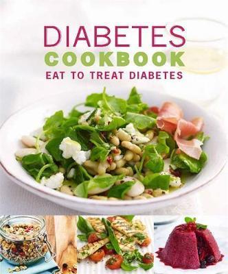 Diabetes Cookbook by DK Australia image