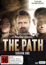 The Path Season One on DVD