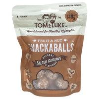Tom & Luke Snackaballs Pouch - Salted Caramel (140g)