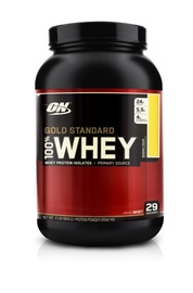 Optimum Nutrition Gold Standard 100% Whey - Banana Cream (907g)