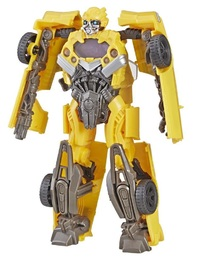 Transformers: Mission-Vision Figure - Bumblebee