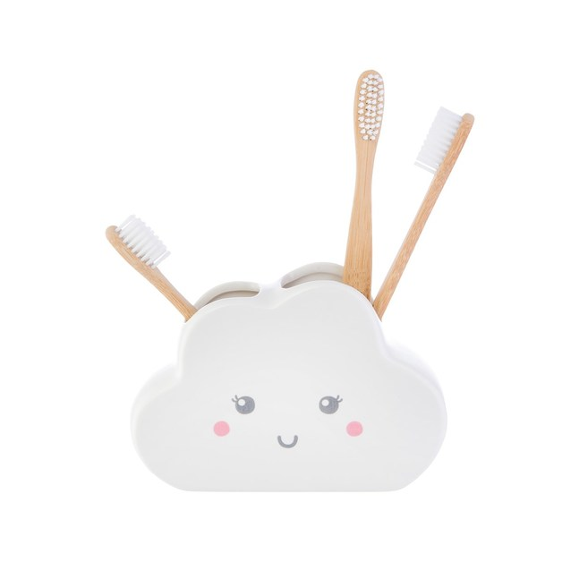Baby Cloud Toothbrush Holder