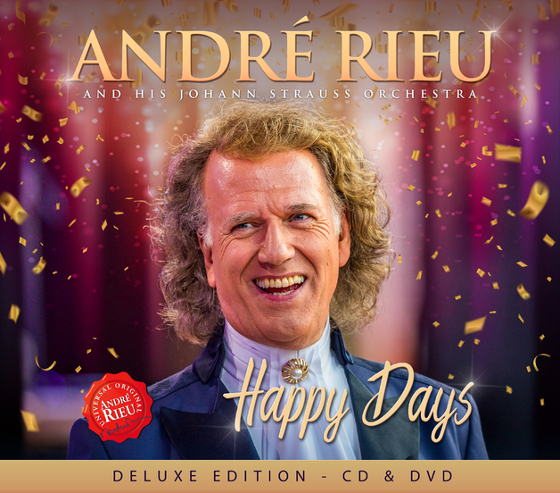 Happy Days Deluxe Edition by André Rieu