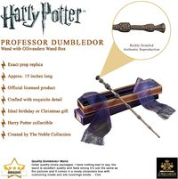 Harry Potter Wand Replica - Dumbledores with Ollivanders Box