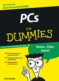 PCs Fur Dummies by Dan Gookin image