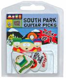 South Park Guitar Picks Multi Pack 1 (Set 5)