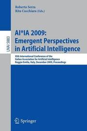 AI*IA 2009: Emergent Perspectives in Artificial Intelligence image