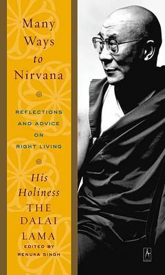 Many Ways to Nirvana by Dalai Lama