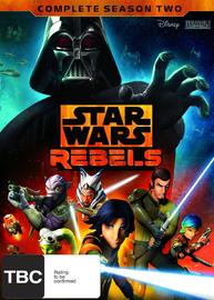 Star Wars Rebels - Complete Season Two DVD